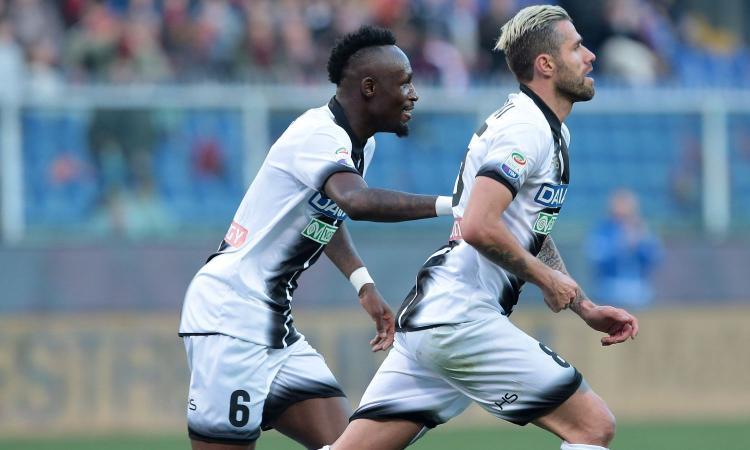 Lazio, dall'Udinese il sostituto di Badelj
