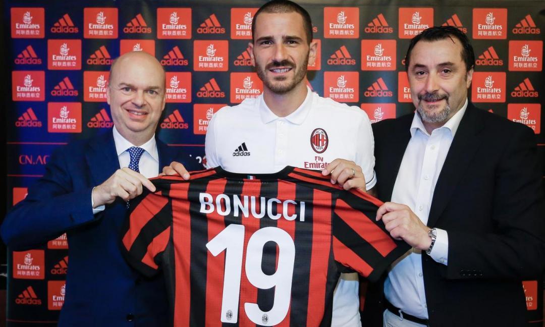 Bonucci-Juve, chi vincerà avrà ragione