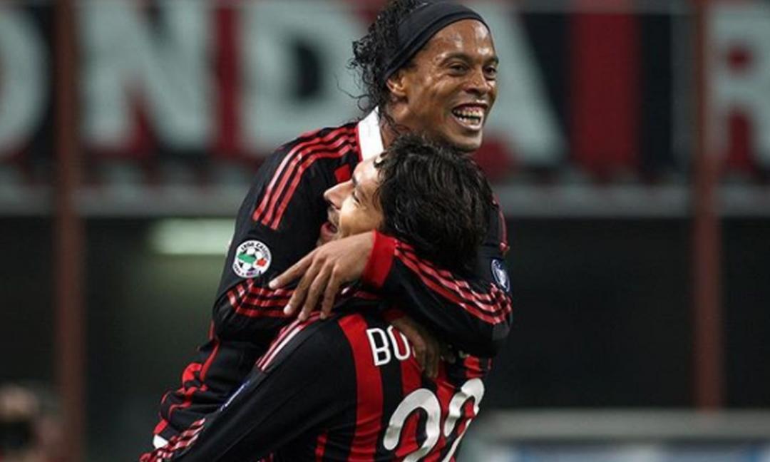 Ronaldinho, il sorriso del calcio