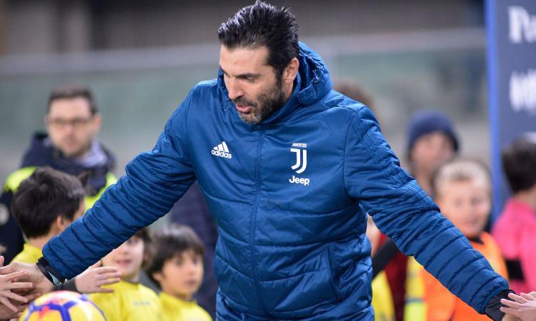 Ag. Buffon a CM: 'Niente Genoa, smetterà con la maglia della Juve quando...'