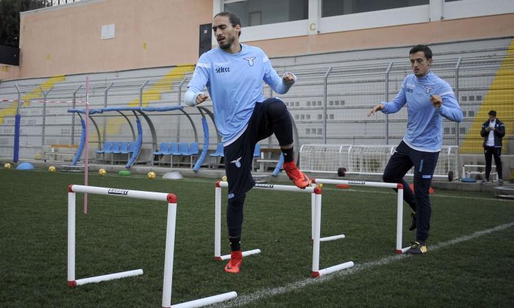 Lazio, il Parma vuole Caceres gratis e con ingaggio da dividere