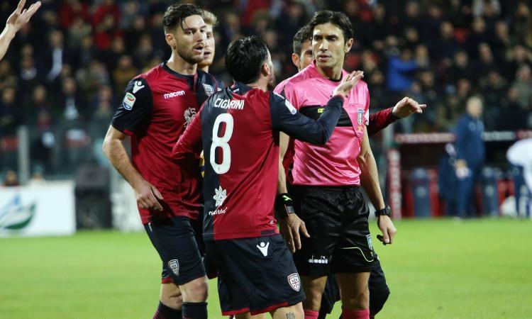 Cagliarimania: condannati dal Var, questo non è sport