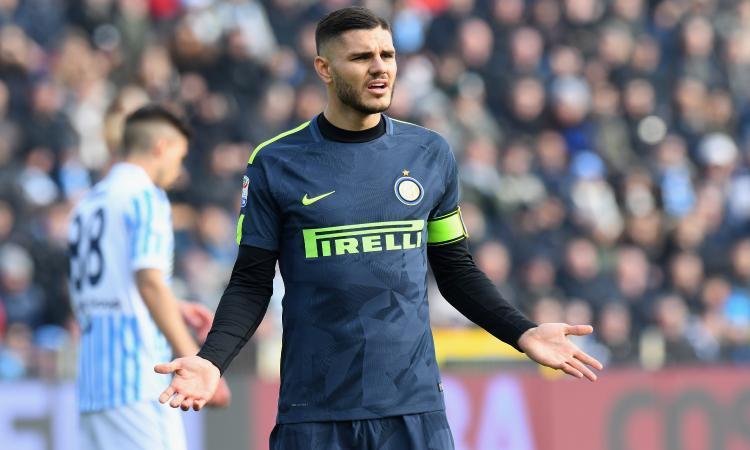 Ronaldo: 'Icardi merita rispetto. Spero resti all'Inter, ma il mercato è imprevedibile...'