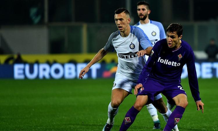 Fiorentina, Chiesa: 'Otto gol? Rinnovo la scommessa per il prossimo anno'