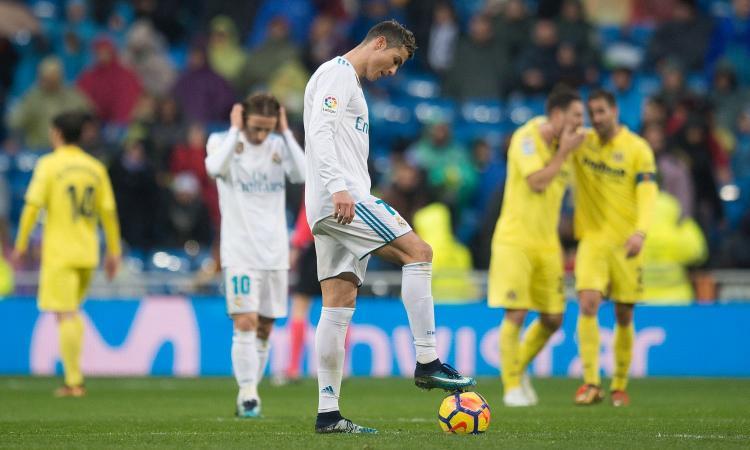 Real Madrid, crisi senza fine: Ronaldo fantasma in Liga, Zidane sotto accusa