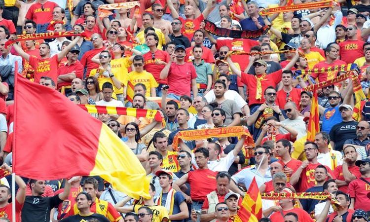 Più di 16mila tifosi al Via del Mare: Lecce-Catania meglio della Serie A