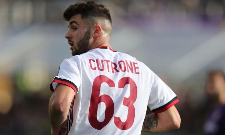 Milan, Gattuso toglie Cutrone: 'Perché io?'