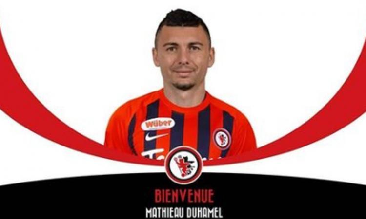Foggia, senti Duhamel: 'Nember mi voleva già al Chievo'