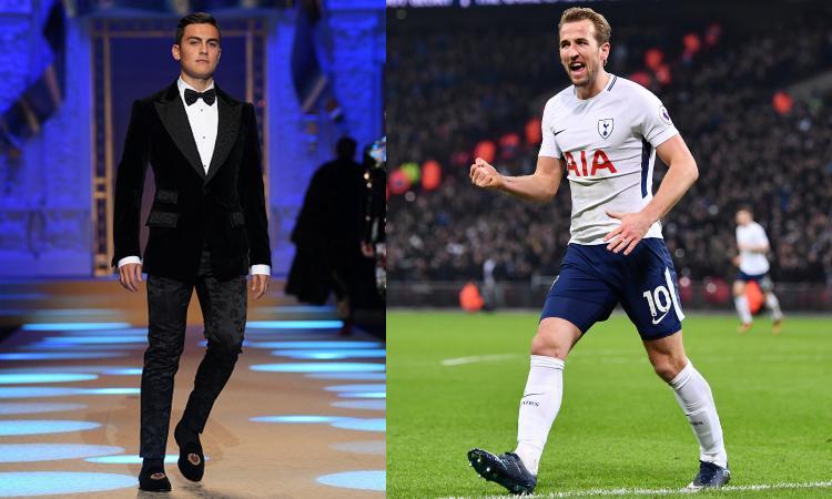 Dybala sfila, Higuain in tv, Kane segna: parte la rincorsa verso Juve-Tottenham