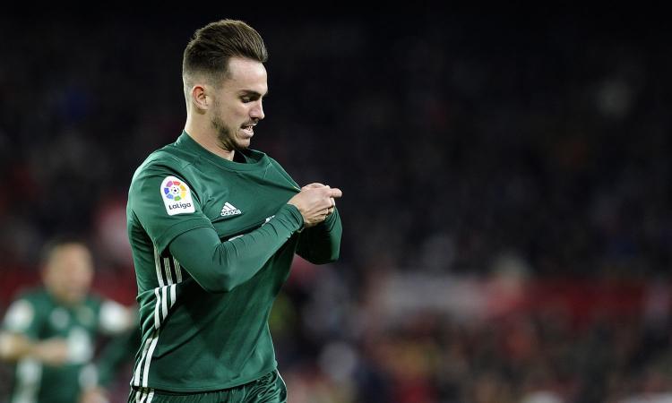 Fabian Ruiz-Napoli, il Betis annuncia: 'Ceduto per 30 milioni di euro'
