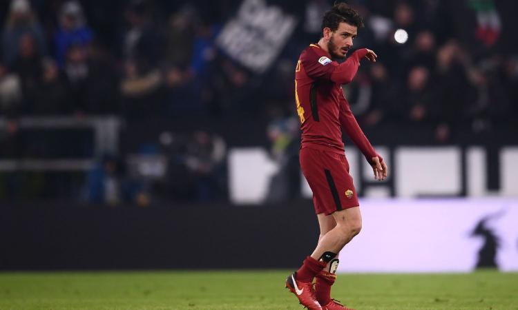Florenzi e la Roma: manovra anti-Juve