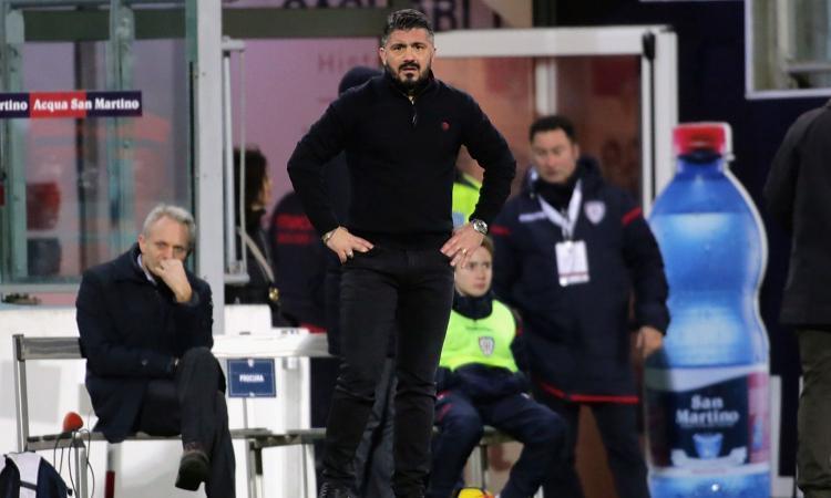 Milan, Gattuso vuole parlare con Elliott