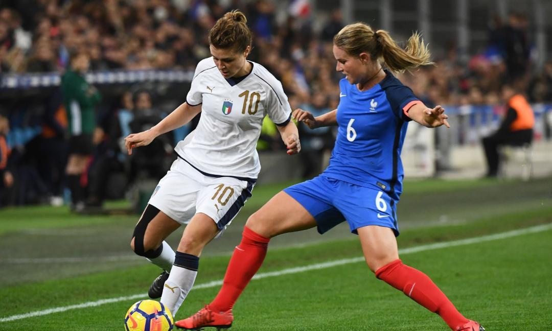 Serie A femminile: partenza, via!