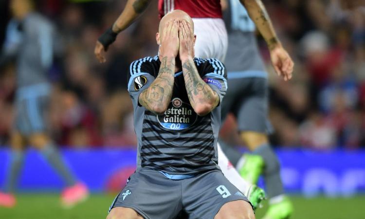 Celta Vigo: un attaccante più vicino all'Alaves