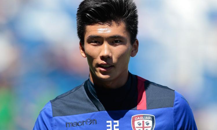 Cagliari, UFFICIALE: torna Han dal prestito