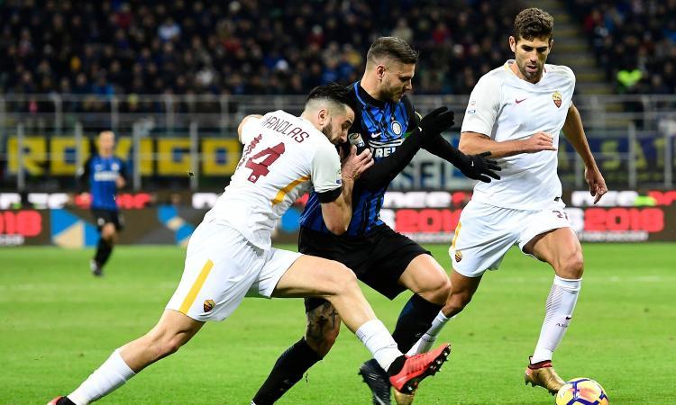 L'Inter è prevedibile. Spalletti ringrazi gli errori di Di Francesco. E col rigore...