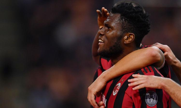 Milan: 'Kessie professionista serio, fanno ridere alcune dicerie...'