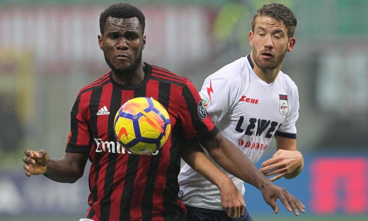 Milan, Kessie: 'Io più forte di Gattuso. Il mio idolo è Essien, qui gran progetto'
