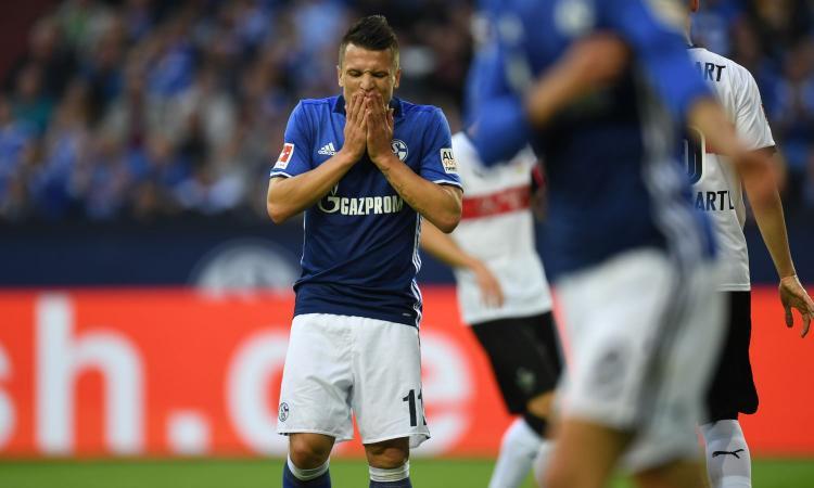 Schalke: effetto Pjaca, Konoplyanka può già partire