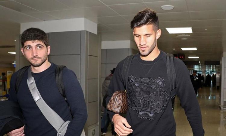 Ecco Lisandro Lopez: 'Forza Inter!'