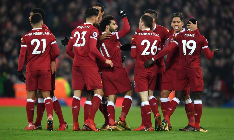 Liverpool show: 4-3 al City, senza Coutinho. Guardiola ko dopo 30 partite