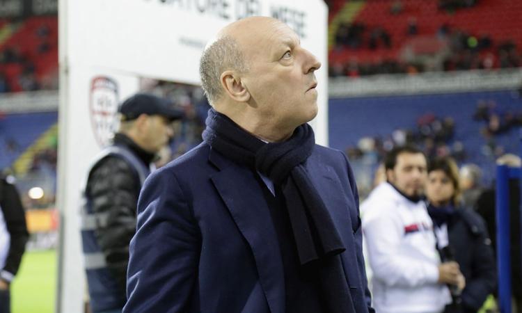 Ecco quando Marotta lascerà la Juve: Inter in pole, l'Arsenal non fa paura