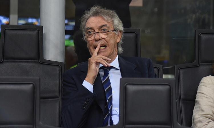 Moratti: 'Triplete Juve? Record fatti per essere battuti. E su Marotta all'Inter...'