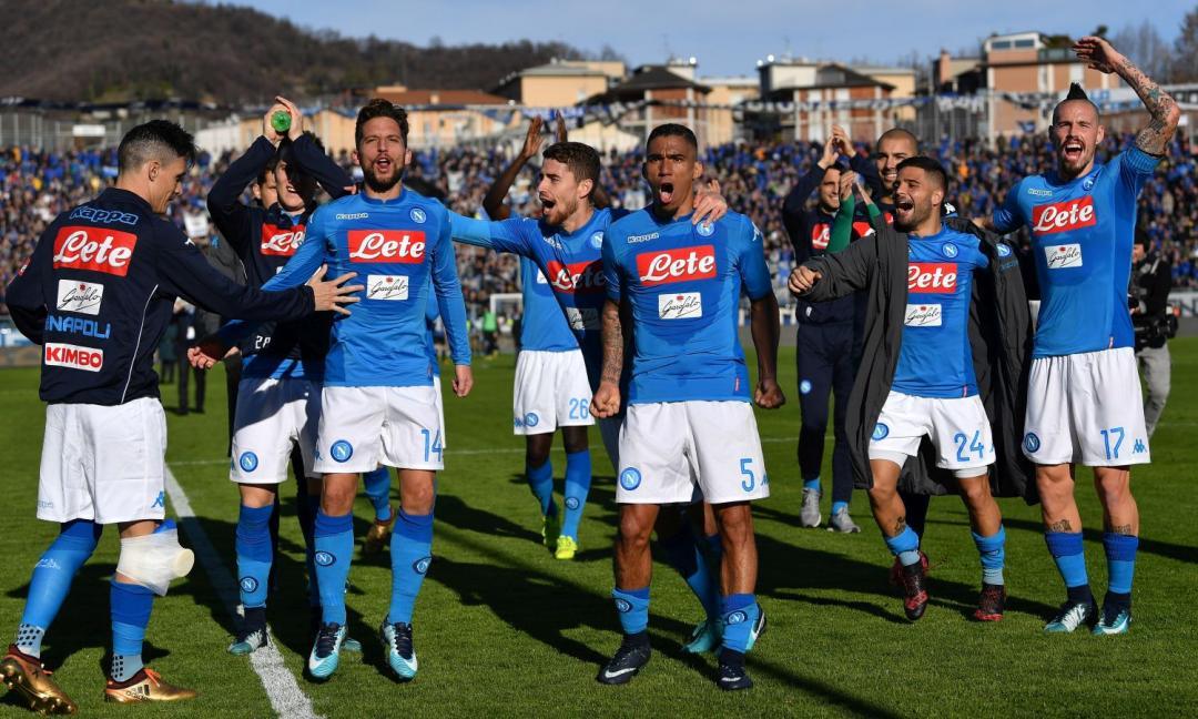 Napoli, per il rifiuto dei calciatori rischi lo scudetto