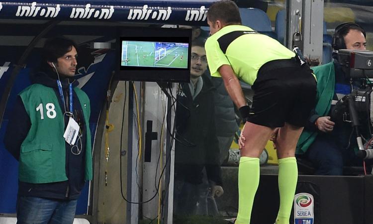 UFFICIALE, il report sull'utilizzo del VAR in Serie A nella stagione 2017/2018: errori ridotti dell'85%