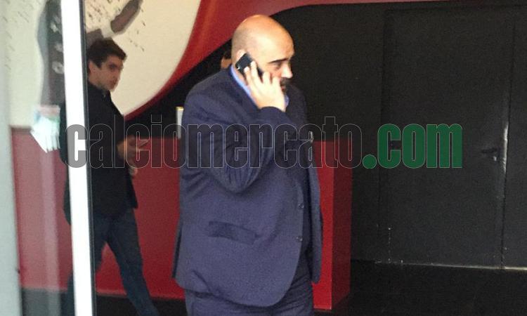 Milan, l'agente di Gustavo Gomez è a Milano: incontro con Mirabelli