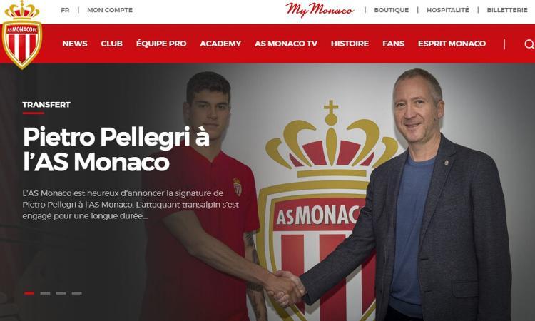 Allenamento AS Monaco ufficiale