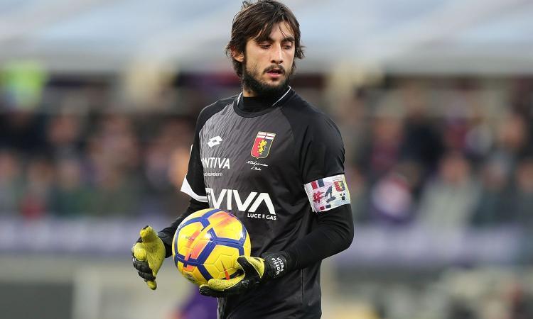 Genoa, anche il Milan pensa a Perin