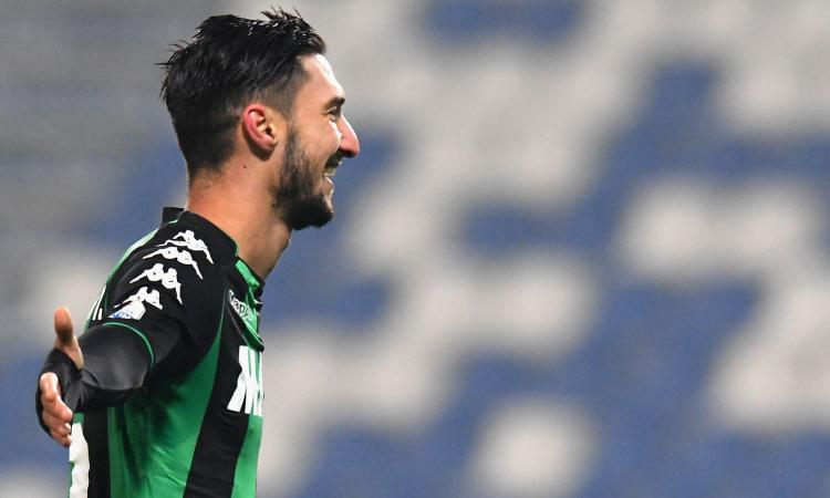 L'Inter vede il Sassuolo: Politano, l'idea plusvalenza Merola e occhio a Gonzalez
