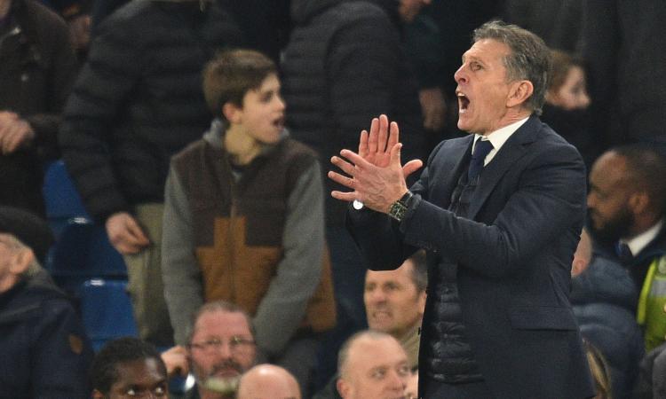 Leicester, Puel: 'Siamo stati poco cinici. Senza espulsione potevamo vincere'