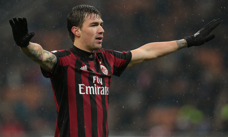 Milan, problema muscolare per Romagnoli: salta Chievo e Nazionale