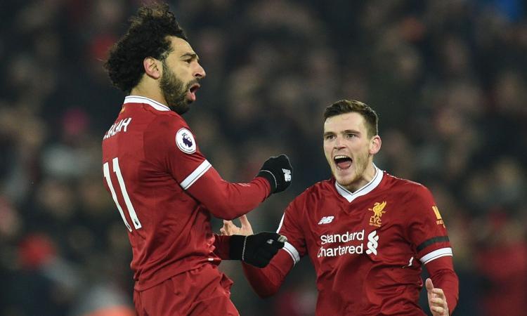 Premier, Tottenham-Liverpool: Reds in fuga, quinto successo a 2,30