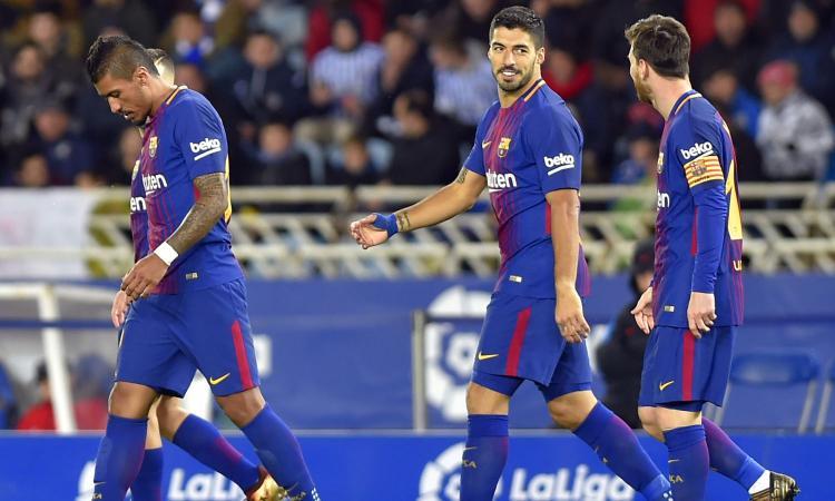 Liga: Montella perde ancora, ok Celta. Remuntada Barcellona: sotto 2-0 vince 4-2!
