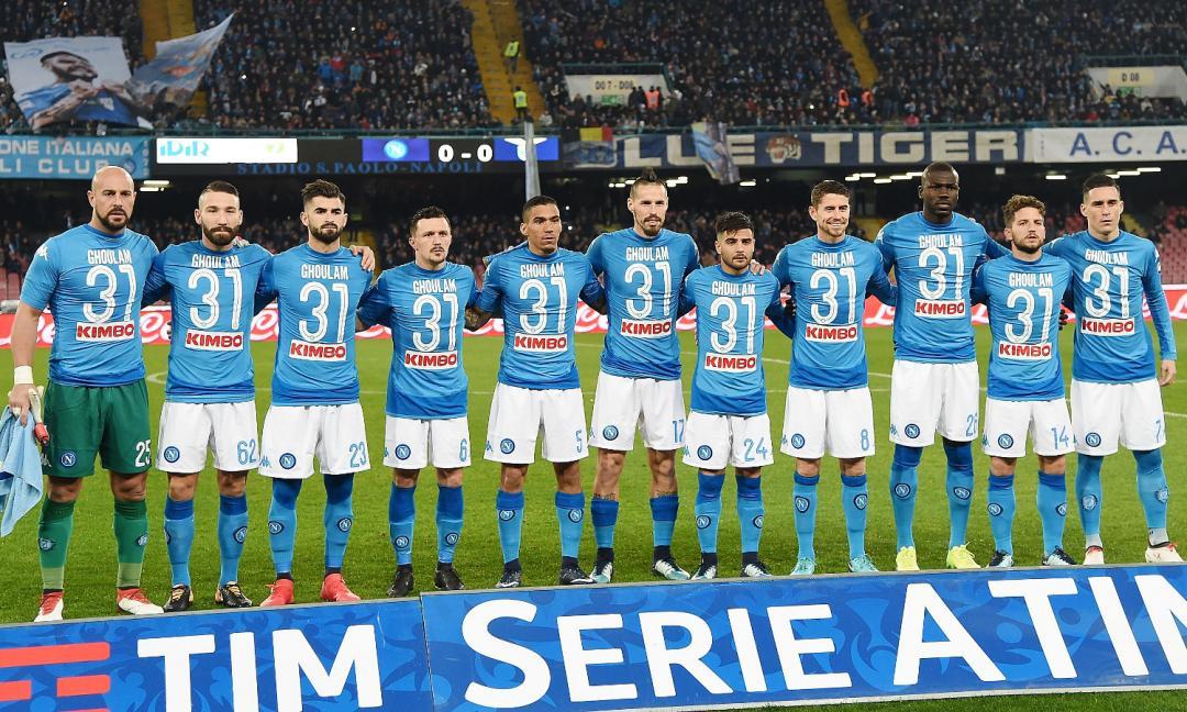 Incanta Napoli: 4-1 alla Lazio e ancora in vetta!