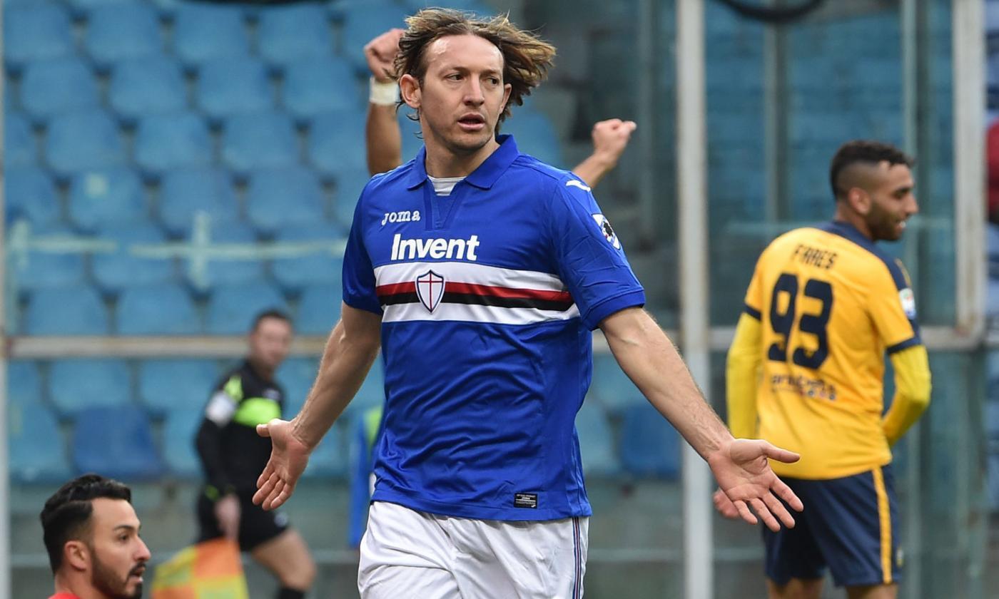 Sampdoria, quanto manca Barreto: è fuori da tre mesi | Serie A | Calciomercato.com