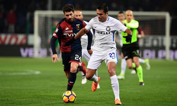 Genoa, Bessa rischia di saltare la Lazio