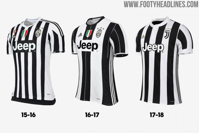 6846e5cb7b0 Leaked: Details of Juventus' 2018-19 primary kit | English News ...