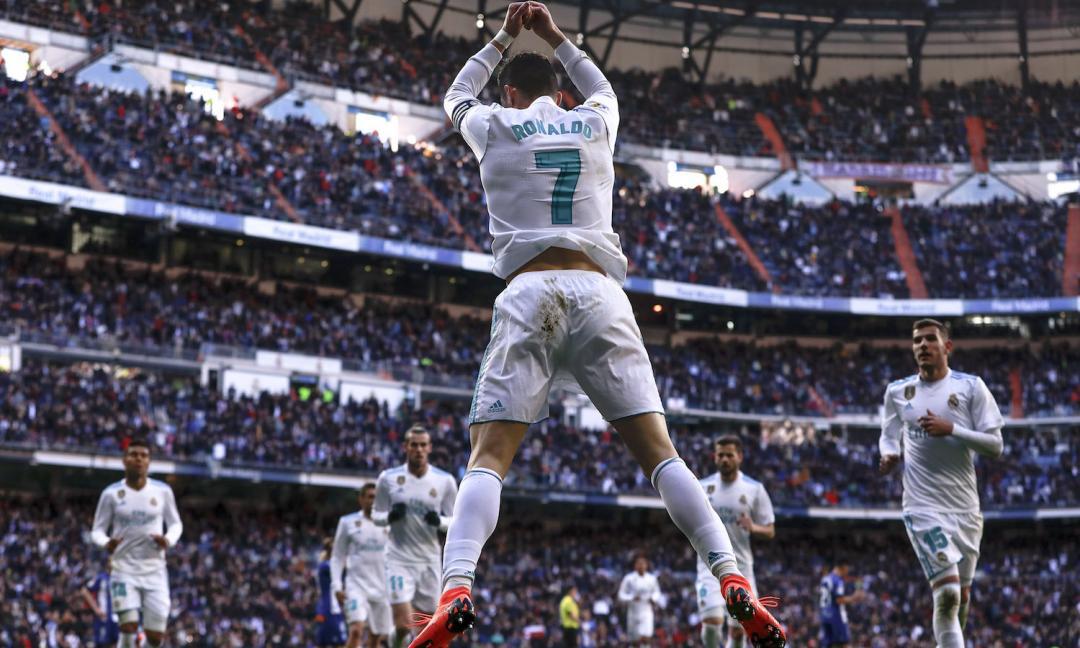 L'Inter vuole soffiare Ronaldo alla Juventus
