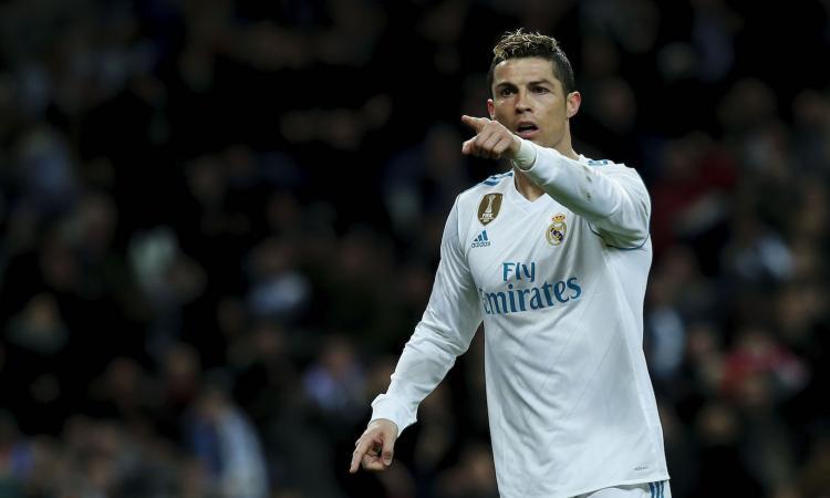 Real Madrid-Psg: Ronaldo batte Neymar per i bookies