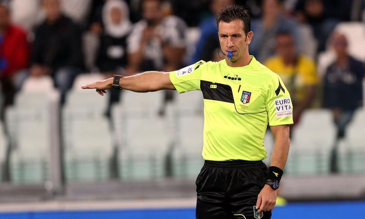 Arbitri Serie A: il derby Milan-Inter a Doveri, riecco Massa e Valeri