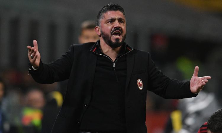 Milan, due strategie sul mercato con Gattuso: nuovo bomber in arrivo