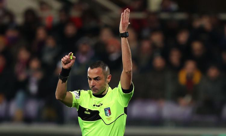 Verona-Sassuolo: scopri arbitro, assistenti e Var