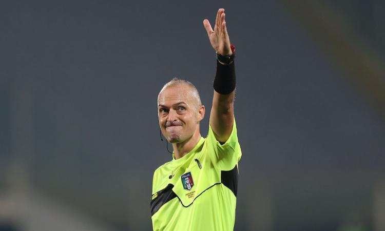 Chiesa a CM: 'Male Pairetto: manca un rigore al Benevento. Sassuolo-Lazio, il Var salva un disastroso Manganiello'