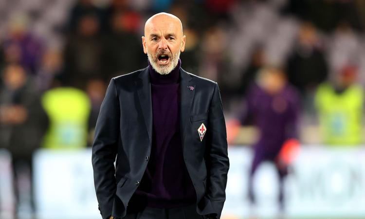 Fiorentina, Pioli: 'Atalanta-Milan? Ci voleva la contemporaneità. Rissa in campo, non è stato onorato Astori' VIDEO
