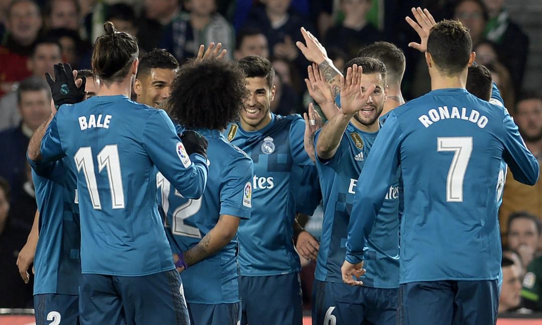 La Juve saccheggia il Real: idee Asensio e Modric