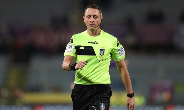 Lazio-Parma: ecco i 6 arbitri